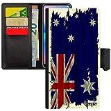 Coque Drapeau Australie Australien Apple iPhone 5 5S Se Portefeuille Coupe du Monde Jeux Olympiques Foot Rugby jo Rigide Unique Case