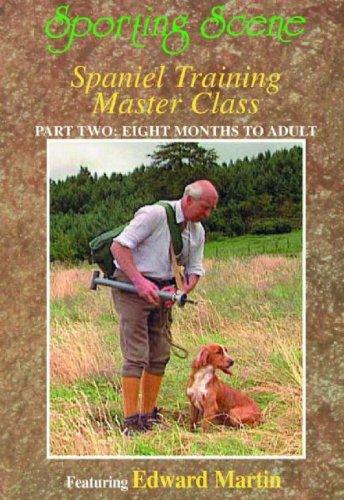 "RJP Productions Ltd DVD \""Spaniel Training Master Class Part II\"", in englischer Sprache"