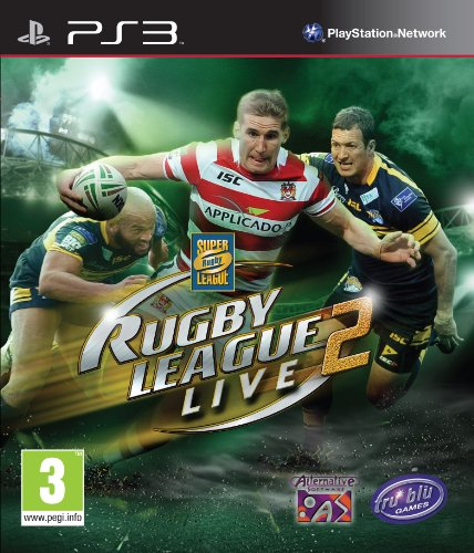 Rugby League Live 2 (Playstation 3) [UK IMPORT]