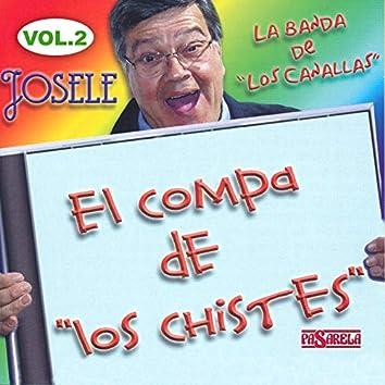 "El Compa de ""Los Chistes"" Vol. 2"