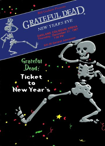 Ticket to New Year's 1987
