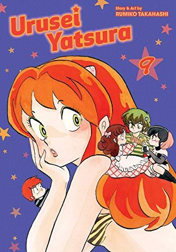 Urusei Yatsura, Vol. 9
