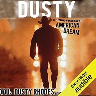 Dusty audiobook cover art
