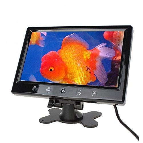 Monitor 10.1Zoll / 25,6 cm, TFT/LED