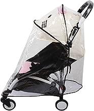Baby Stroller Accessories Rain Cover for Babyzen Yoyo Yoya Pram Windproof Waterproof Raincoat (Large)