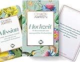 Chaoskarten Hochzeitsspiel Deluxe - 70 Missionen für die Gäste - Noch lustiger, noch größer, noch mehr - das Original Spiel für eine unvergessliche Hochzeit im XL-Format