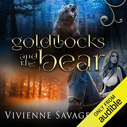 Goldilocks and the Bear audiobook cover art
