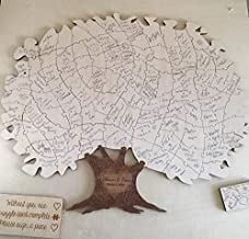 tree puzzle guestbook