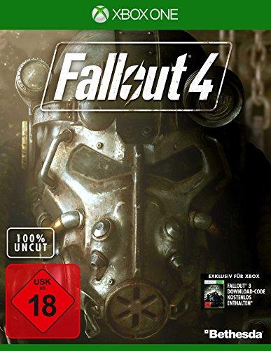 Fallout 4 Uncut [Importación Alemana]