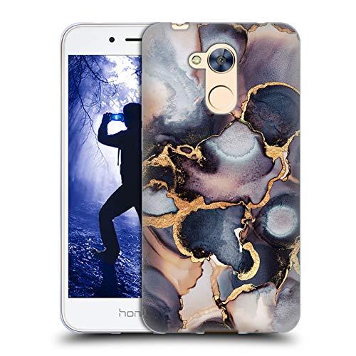 Head Case Designs Oficial Elisabeth Fredriksson Tinta de ensueño Brillos Carcasa de Gel de Silicona Compatible con Huawei Honor 6A