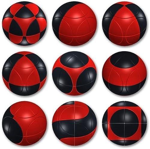 Marusenko Boule, Level 1, negro rojo by Inconnu