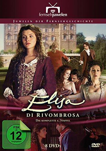 di Rivombrosa - Staffel 1 (8 DVDs)