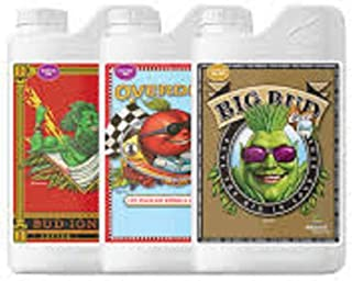 Advanced Nutrients Coco Bigger Buds Tribe Bundle (Bud Ignitor, Big Bud Coco & Overdrive) (1 Liter)
