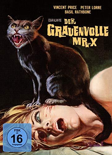 Der grauenvolle Mr. X - Mediabook - Cover B - Phantastische Filmklassiker Folge Nr. 8 [Blu-ray]
