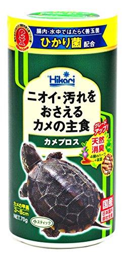 Hikari カメプロス 小スティック 70gamazon参照画像