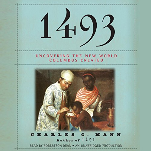 1493 audiobook cover art