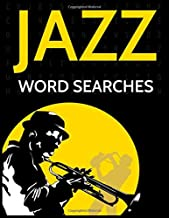 Jazz Word Searches: Jazz Music Singers, Groups and Artists Wordsearches