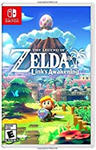 THE LEGEND OF ZELDA: Link's Awakening - Limited Edition(A Walkthrough Official Nintendo Switch Guide)
