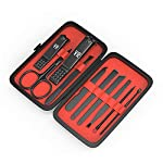 Viking Revolution Manicure Set for Men - Mens Nail Care Kit with Nail Clippers for Professional Grooming - Pedicure and… 4