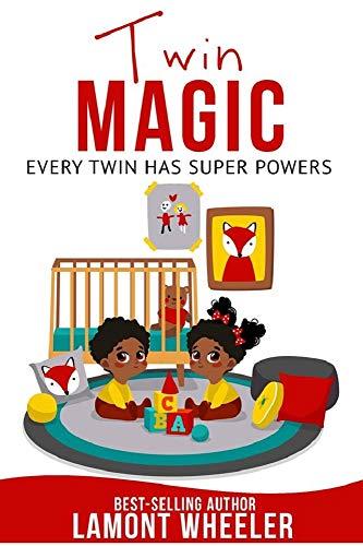 "Twin Magic: ""Every Twin Has Super Power"" (English Edition)"