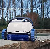WZLJW S300i Aspirador automático Equipo de Limpieza Piscina al Robot 18 Metros de Cable Cleaner Professional Equipment, B ggsm (Color : B)