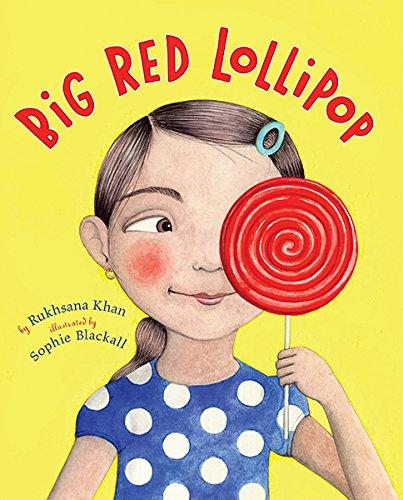 Big Red Lollipop (English Edition)