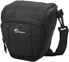 Lowepro Toploader Zoom 45 AW II Cubierta de Hombro Negro - Funda (Cubierta de Hombro, Universal, Negro)