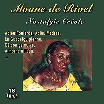 Nostalgie Créole (18 Titres)