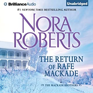 The Return of Rafe MacKade audiobook cover art