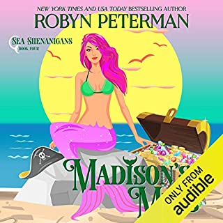 Madison's Mess audiobook cover art