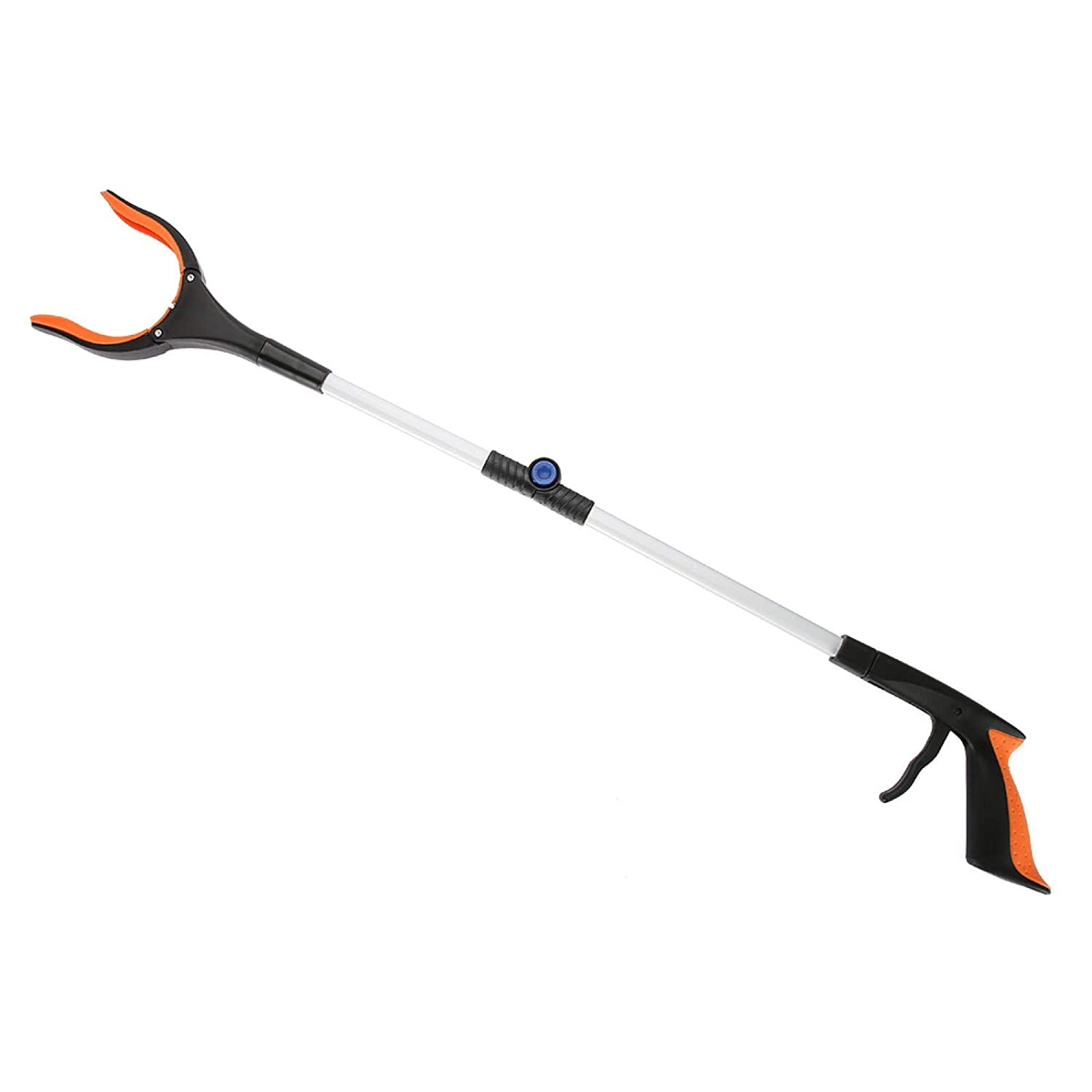 Industry No. 1 Grabber Deluxe Reacher - Rotatable Collapsible Scalable