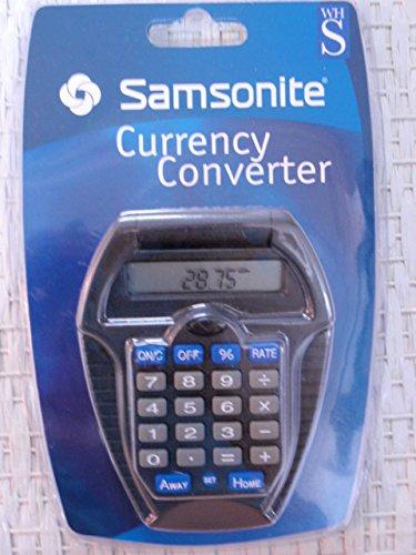 Samsonite Currenecy Converter