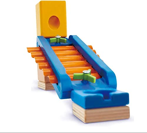 LLRDIAN Gleitbahn ab 3 Jahren, Lernspielzeug, Ballbl e, Kinder