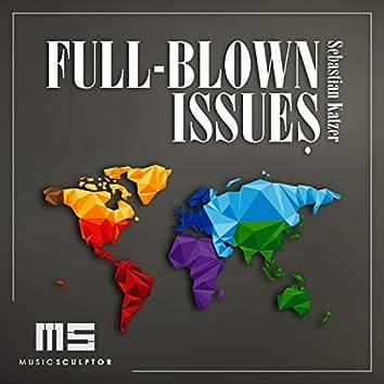 MUSIC SCULPTOR, Vol. 63: Full-Blown Issues