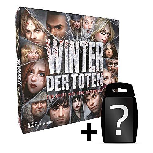 test Winter der Toten – Grundspiele – Brettspiele |  Deutsch |  Neuauflage |  In Kartenspielen Deutschland
