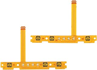 kesoto para Switch Joy-Con SL SR Botão Botão Flex Cable Part Substituição