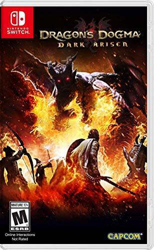 Dragon's Dogma: Dark Arisen for Nintendo Switch [USA]