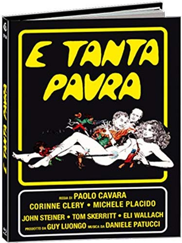 E tanta paura - Magnum 45 - Limited Edition - Mediabook, Cover B [Blu-ray]