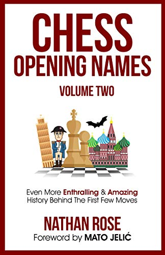 Chess Opening Names - Volume 2: Even More Enthralling & Amazing History Behind The First Few Moves (The Chess Collection) (English Edition)