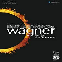 Richard Wagner: Der Ring des Nibelungen [Reino Unido]
