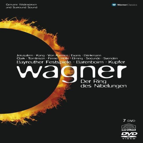 Richard Wagner: Der Ring des Nibelungen (7 DVDs)