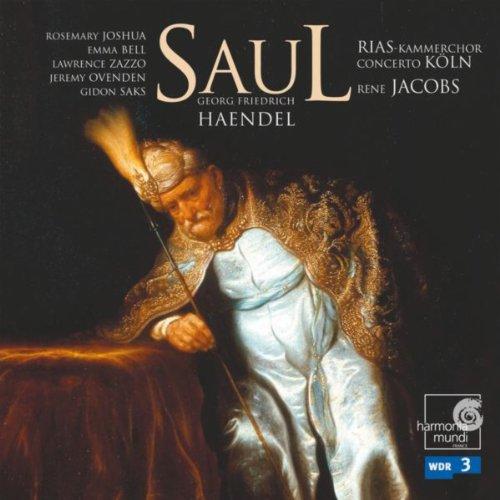 Saul, HWV 53: Act I, Scene VI: O Filial Pity! - Air No, Cruel Father, No!