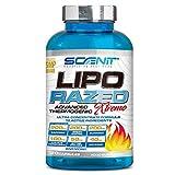 Lipo Razed Xtreme | Termognico y accin adelgazante | Con 19 ingredientes activos...