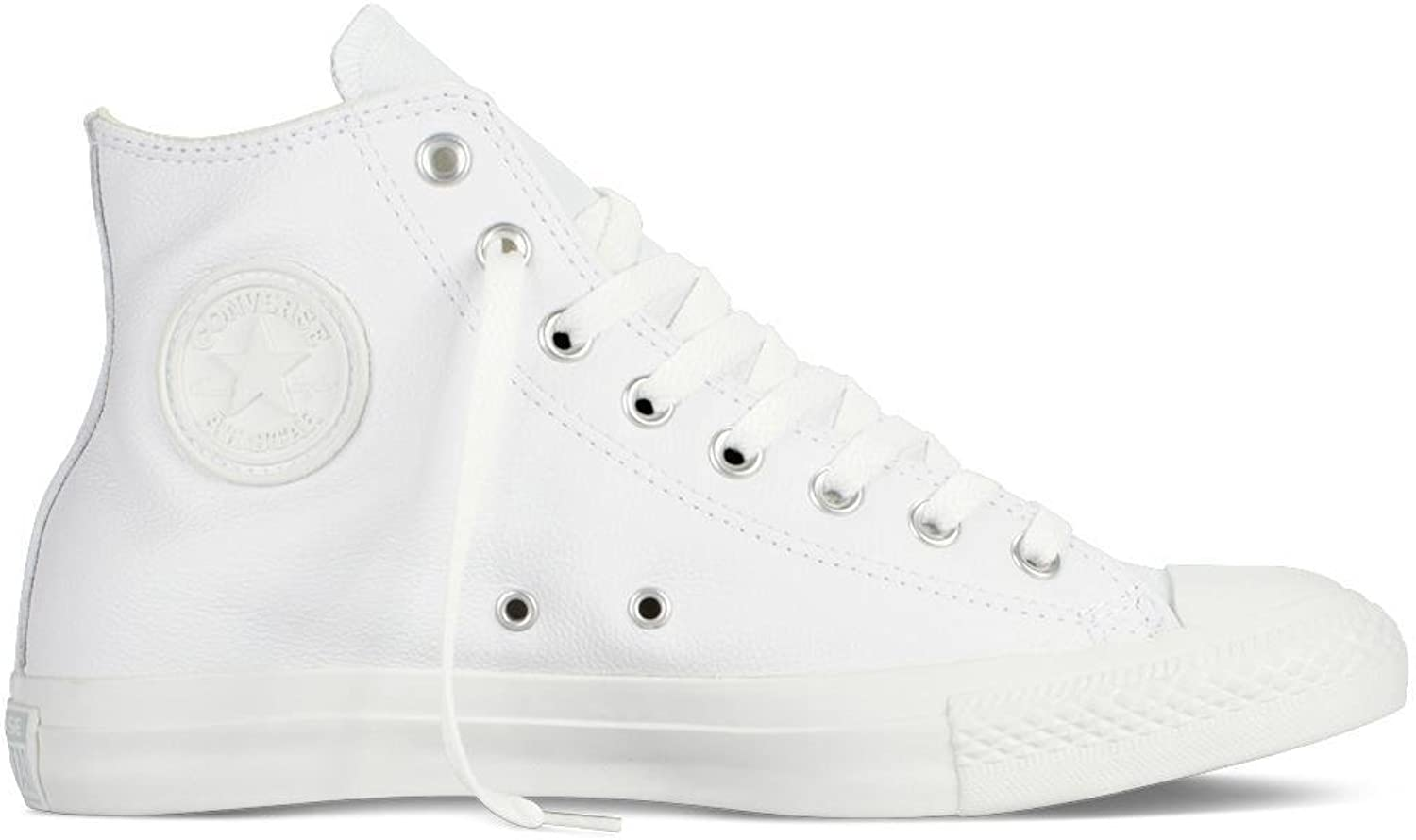 Converse Unisex Adults' Chuck Taylor Ct a S Lthr Hi Low-Top Sneakers