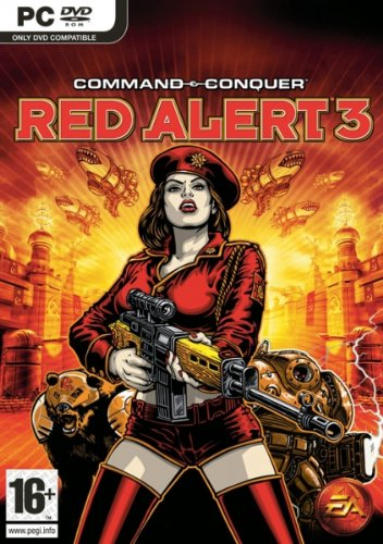 Electronic Arts Command & Conquer: Red Alert 3, PC