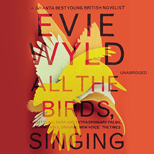 All the Birds, Singing audiobook cover art