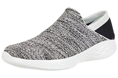 Skechers Skechers Damen You Sneaker, Weiß (Wbk), 40 EU