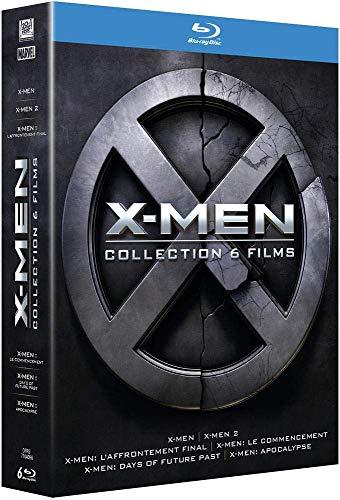 X-Men - L'intégrale : La Prélogie + La Trilogie [Blu-ray]