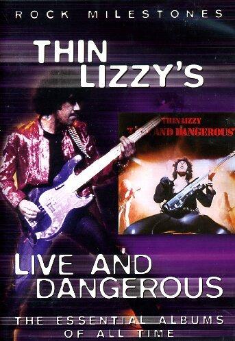 Rock Milstones - Live & Dangerous [Import anglais]