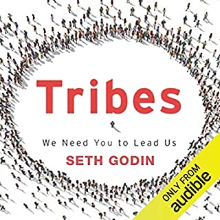 Tribes audiobook cover art